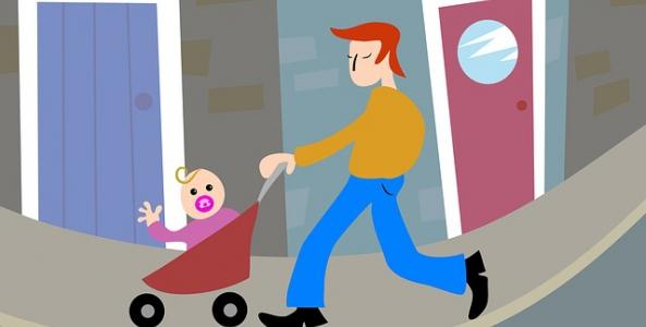 Ilustrační obrázek pro článek Všetko o materskej a rodičovskej dovolenke