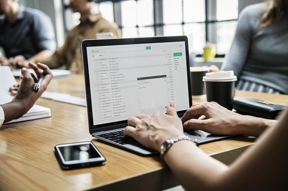 Ilustrační obrázek pro článek Může zaměstnavatel číst emaily zaměstnanců?