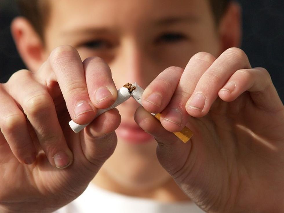 Ilustrační obrázek pro článek Zákaz predaja tabakových výrobkov
