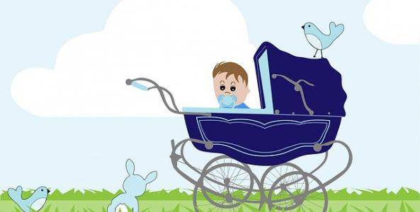 Ilustrační obrázek pro článek Podmienky vzniku nároku na materské