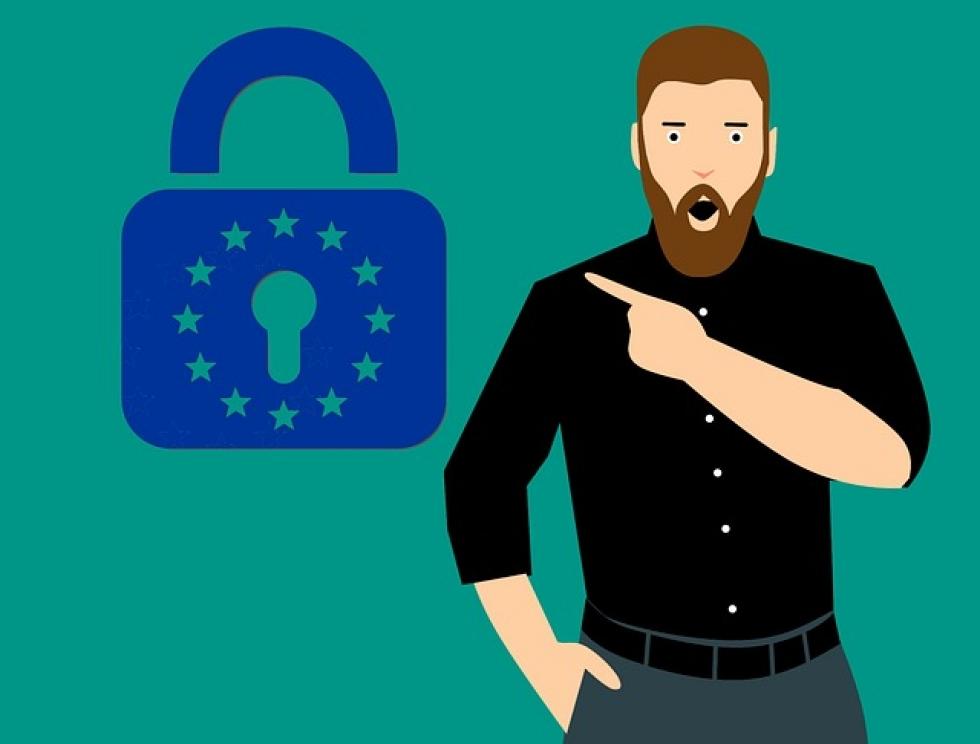 Ilustrační obrázek pro článek Pověřenec pro ochranu osobních údajů - GDPR