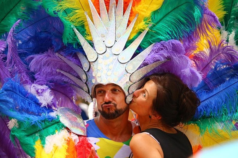 Ilustrační obrázek pro článek Právo párov rovnakého pohlavia na uznanie ich vzťahu