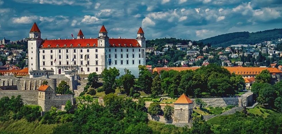 Ilustrační obrázek pro článek Ústavný súd Slovenskej republiky je opäť plne obsadený