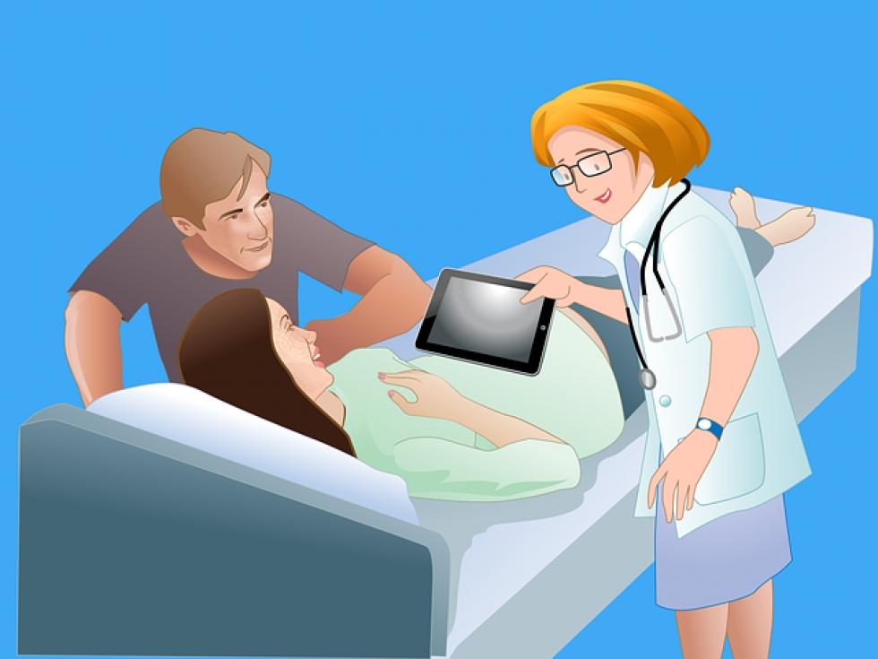Ilustrační obrázek pro článek Lékařské tajemství - povinnost mlčenlivosti