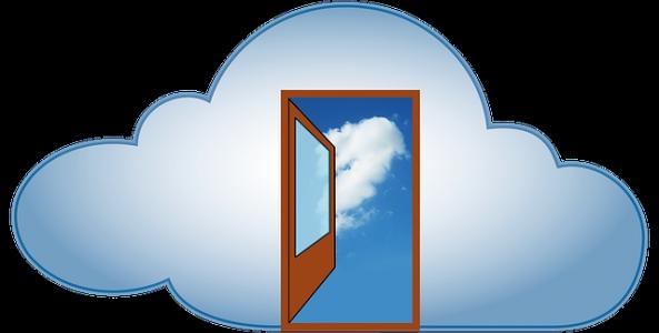 Ilustrační obrázek pro článek Osobné údaje a cloud