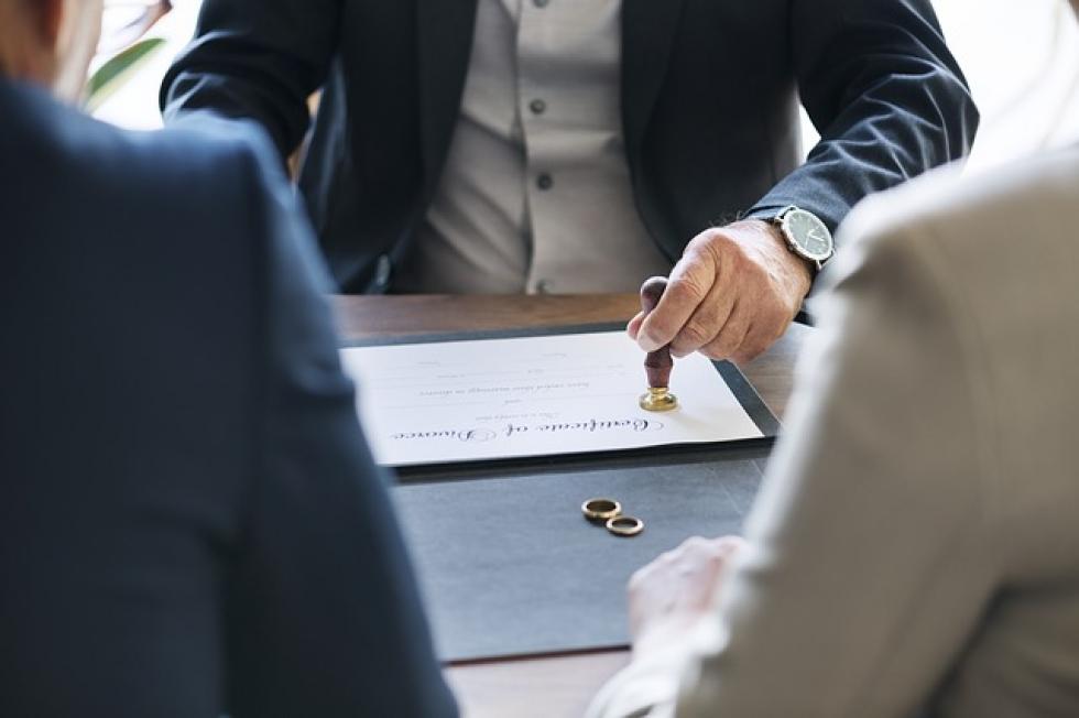 Ilustrační obrázek pro článek Rozvod – sporný nebo nesporný?