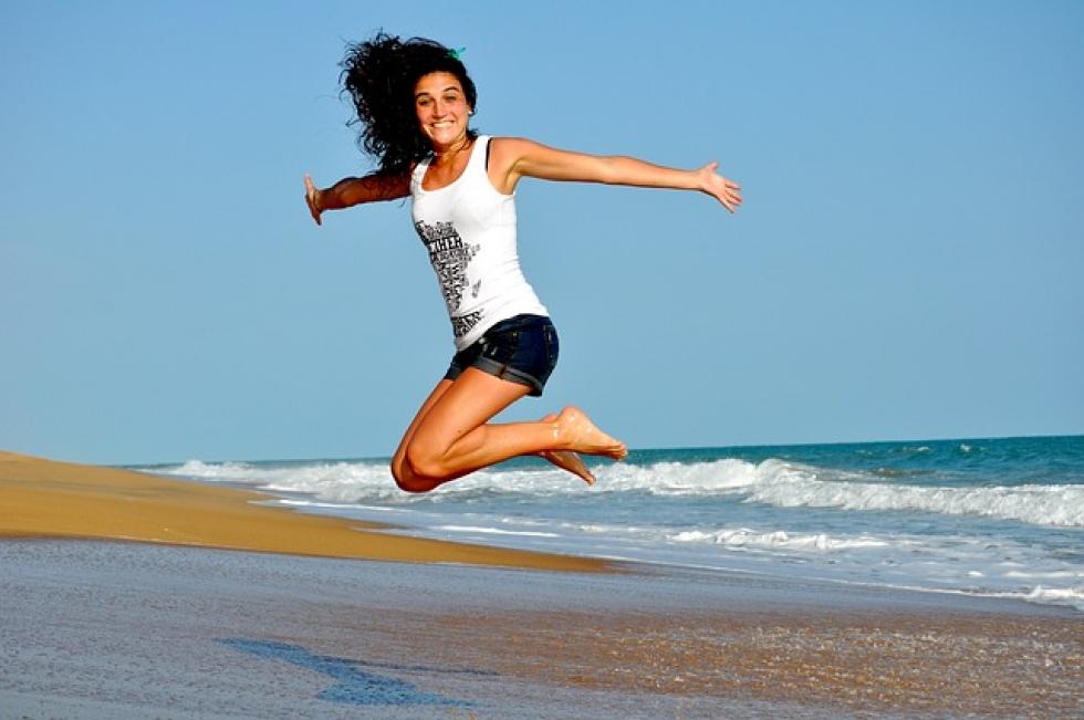 Ilustrační obrázek pro článek Štěstí je krásná věc - dává zákon právo na štěstí?