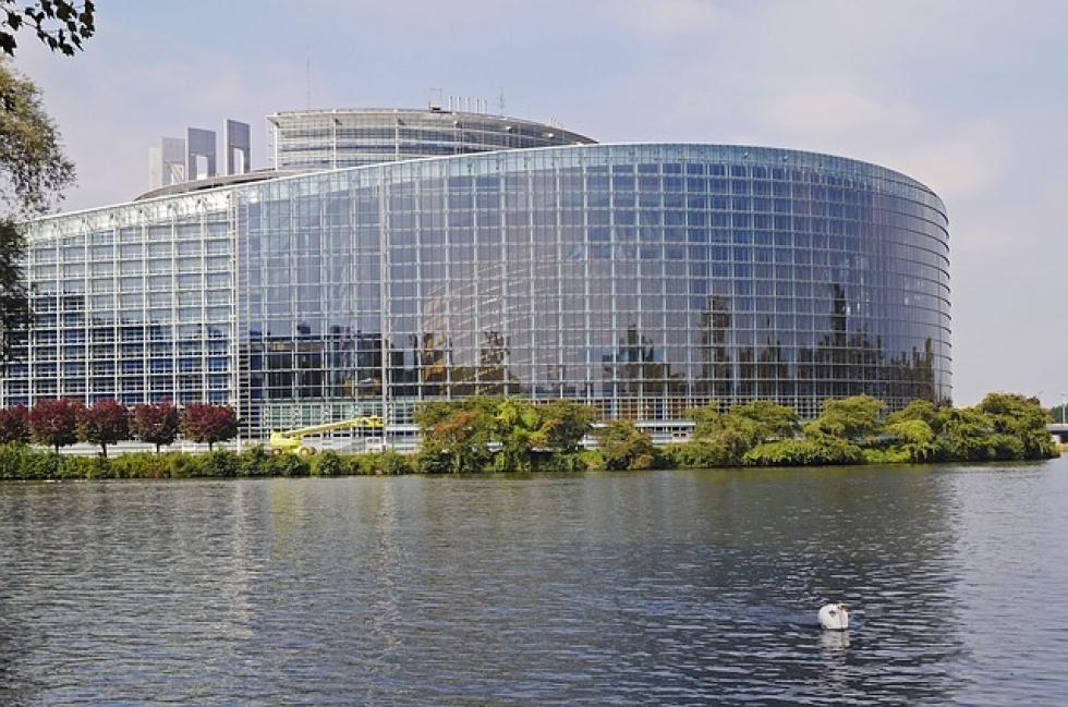 Ilustrační obrázek pro článek Soudní přezkum voleb do Evropského parlamentu
