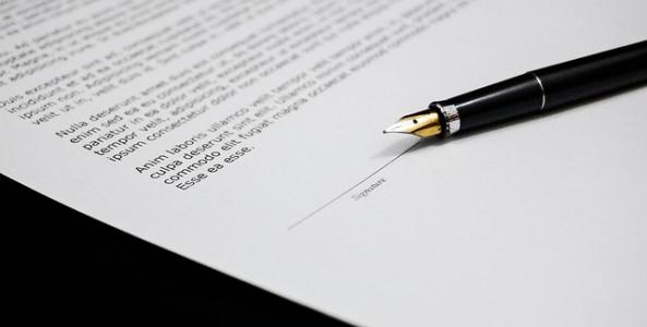 Ilustrační obrázek pro článek K vzorom zmlúv na internete