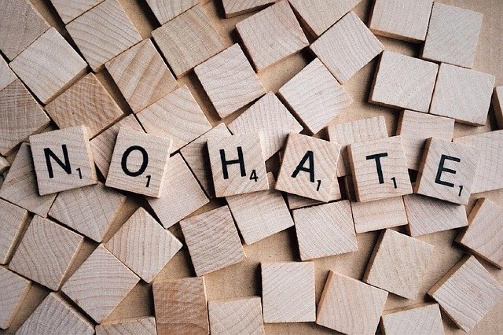 Ilustrační obrázek pro článek Výzkum nenávistných projevů na internetu