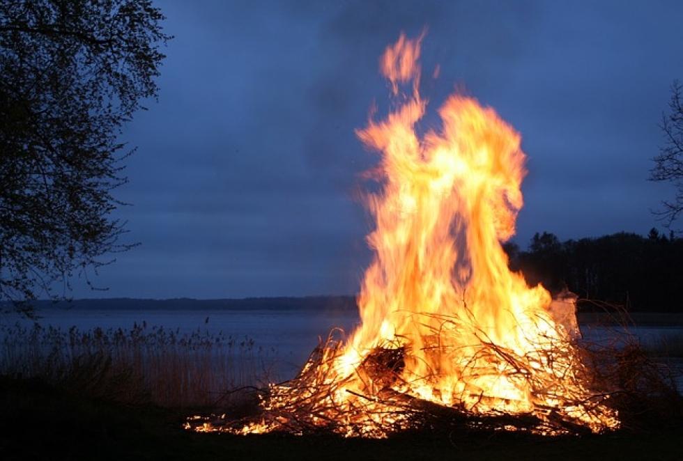Ilustrační obrázek pro článek Plošné vypaľovanie porastov bylín, kríkov a stromov je zakázané!