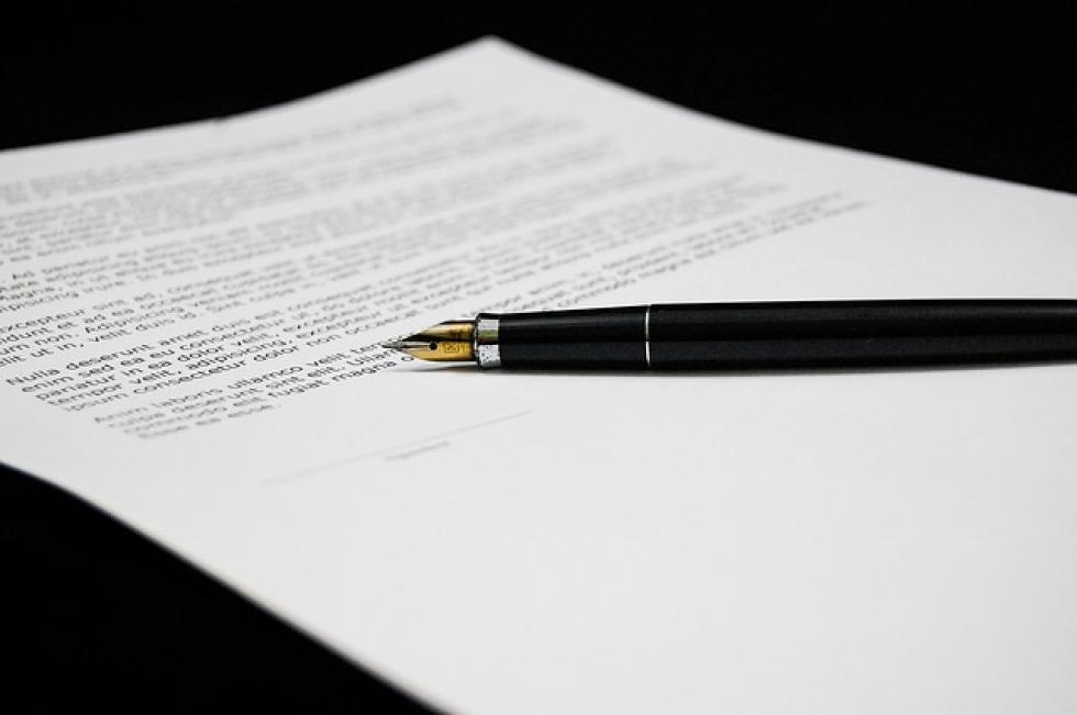 Ilustrační obrázek pro článek Od července pozor na registr smluv!