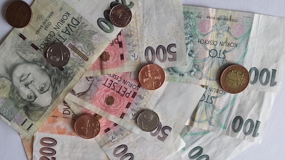 Ilustrační obrázek pro článek Pravidla pro přijímání opotřebovaných a poškozených bankovek