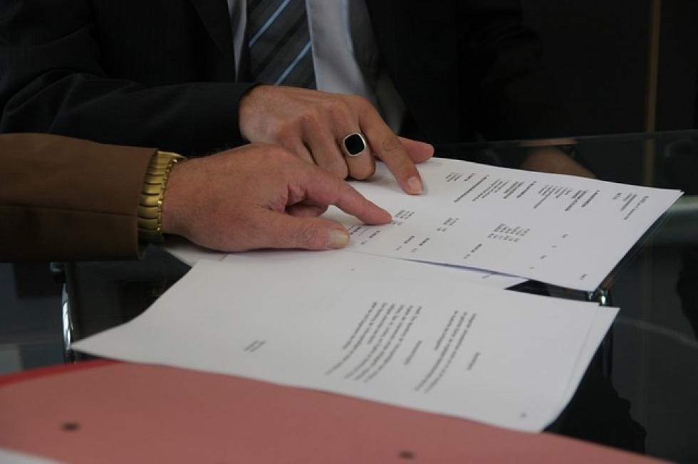 Ilustrační obrázek pro článek Právní moc a vykonatelnost soudního rozhodnutí